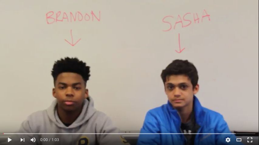 %Brandon and Sasha% '18
