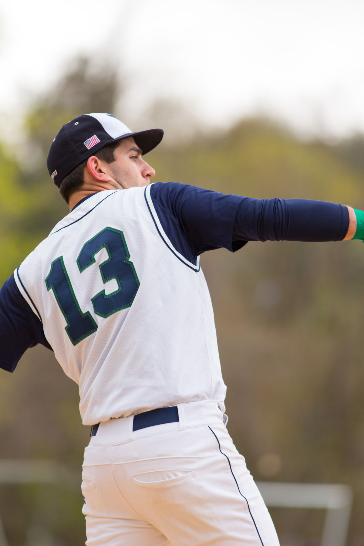 MKA's Angelo Weber is chosen for the 40th Annual N.J. Senior All-Star Baseball Game Classic