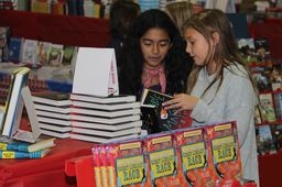 "PAMKA's 2017 ""Wild West...Saddle Up and Read"" Book Fair Was A Huge Success!"