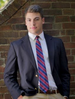 Dominic Flocco Selected as a John M. Belk Scholar at Davidson College