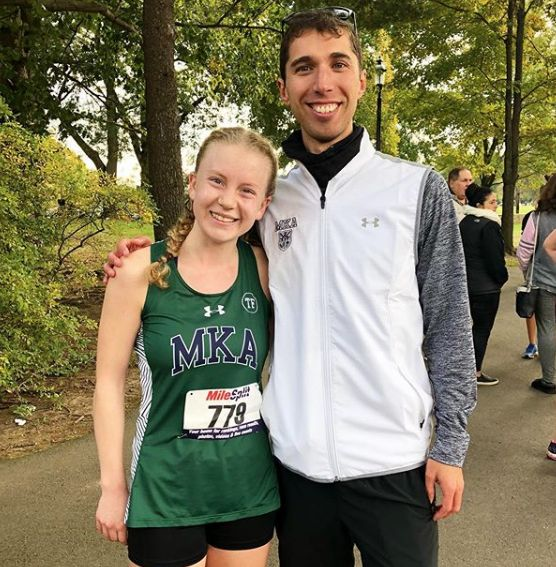 Anna Schaller '19 Wins Essex County Cross Country Championship!