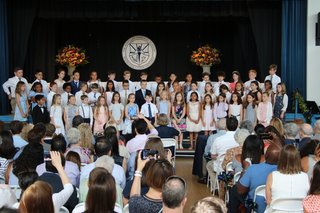 Third Graders Graduate From the Primary School!